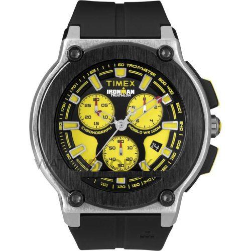 Timex Sportovní hodinky Ironman Triathlon Chronograf f7bd21d9b8