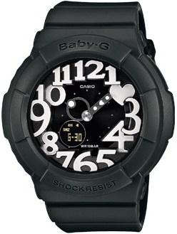 f63b9101d1f Casio Baby-G BGA 134-3B Black