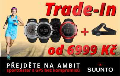 Informace o nabídce Trade-in SUUNTO AMBIT